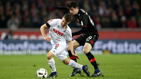 Previous Meeting: Cologne 1-1 Leverkusen