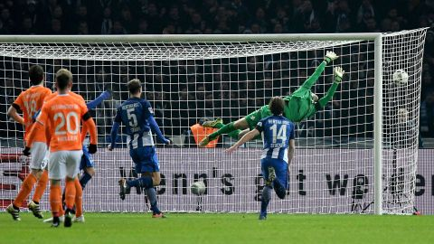 Plattenhardt blasts Hertha past Darmstadt