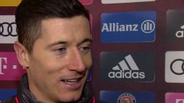 Watch - Lewandowski: 'I could have scored more'