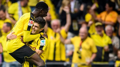 Dembele departure offers Pulisic chance to shine