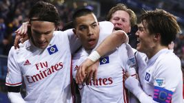 Watch: Hamburg 2-1 Schalke - Highlights