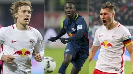Season so far: RB Leipzig