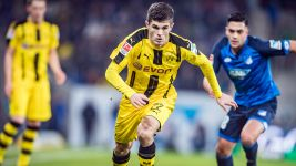 Tuchel on Pulisic: 'He's taken his chances'
