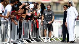 Bayern's Doha training camp: day six