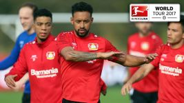 Bellarabi: 'I feel really good'
