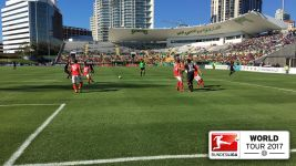 Leverkusen win Florida Cup opener on pens