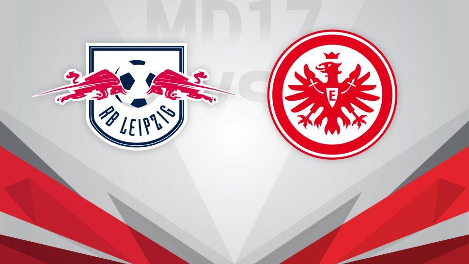 Leipzig Vs Frankfurt