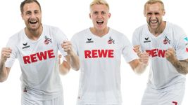Köln trio extend deals