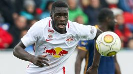 Upamecano joins Leipzig from Salzburg