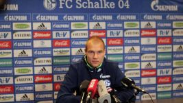 Badstuber itching to get going in Schalke
