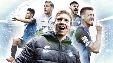 How have Hoffenheim stayed unbeaten?