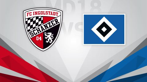 Hamburg travel to Ingolstadt for six-pointer