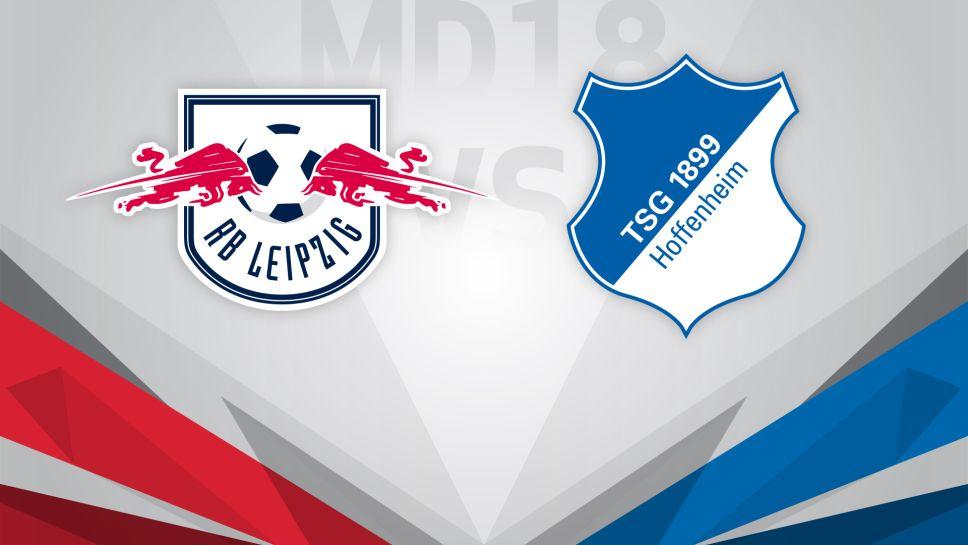RB Leipzig vs Hoffenheim: Prediction, Lineups, Team News, Betting Tips & Match Previews