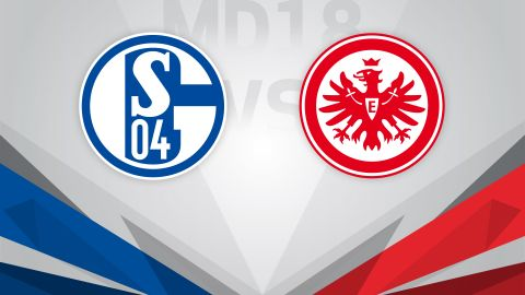 Schalke out to close gap on Frankfurt