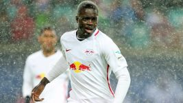 Upamecano: 'Leipzig the best move for me'