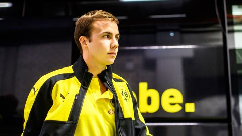 Götze on cliches, trophies and higher expectations
