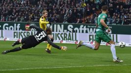Watch: Bremen 1-2 Dortmund - highlights