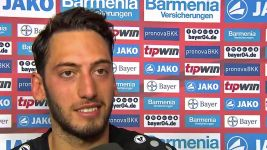 Watch: Calhanoglu on that goal celebration