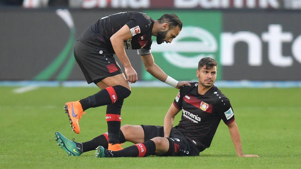 Gelbsperren Bundesliga