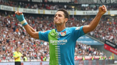 Chicharito: 'The Bundesliga always appealed to me'