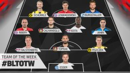 Matchday 17: Team of the Week