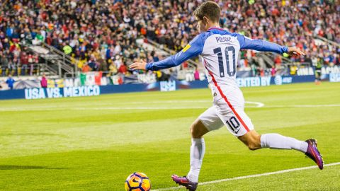 Watch: Pulisic: 'Americans know who I am!'