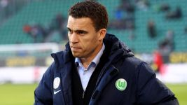 Wolfsburg part with Ismael