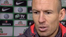 Watch: Robben: 'We scored two good goals'