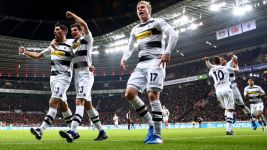 Gladbach turn tables on Leverkusen