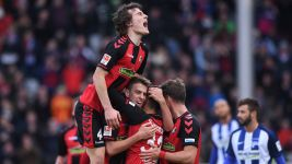 Watch: Freiburg's top 10 goals in 2016/17