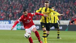 Mainz hold Dortmund to draw