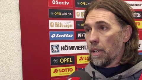 Watch: Mainz's Schmidt excited about Bojan arrival