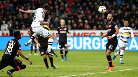 Watch: Leverkusen 2-3 Gladbach - highlights
