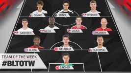 Watch: Matchday 18 Team of the Week