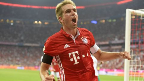 Watch: Thanks for the memories, Philipp Lahm!