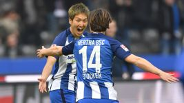 Early birds Hertha see off plucky Ingolstadt