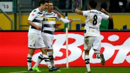 Watch: Gladbach 3-0 Freiburg - highlights