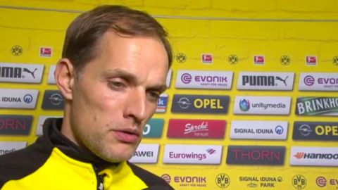 Watch: Tuchel: 'Deserved to win'