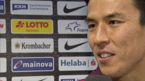Watch: Hasebe on spot-kick duties