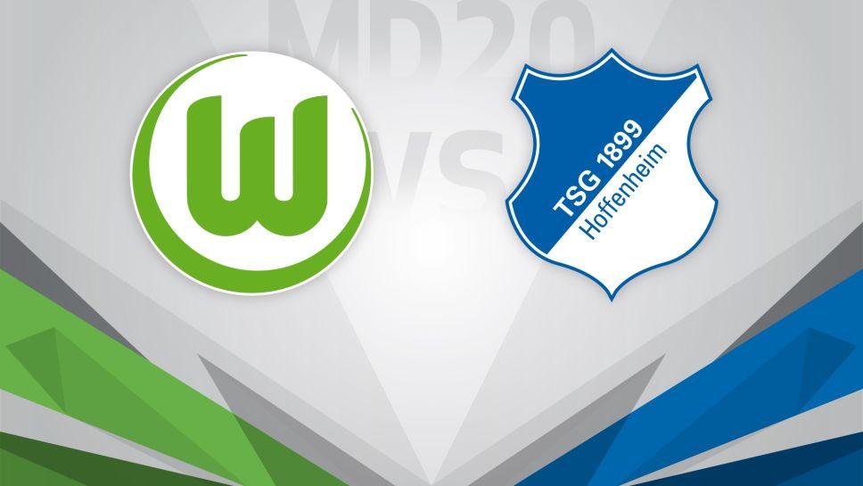 Hoffenheim Gegen Wolfsburg