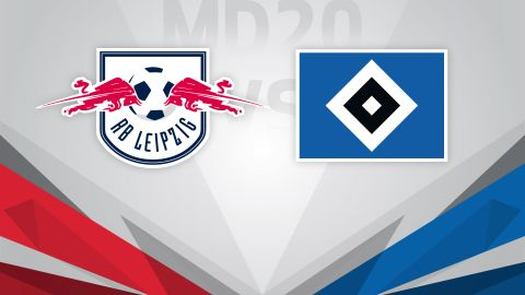 RB Leipzig hoping to bounce back against Hamburg