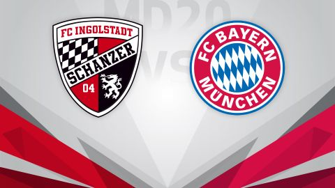 Bayern look to extend lead at Ingolstadt
