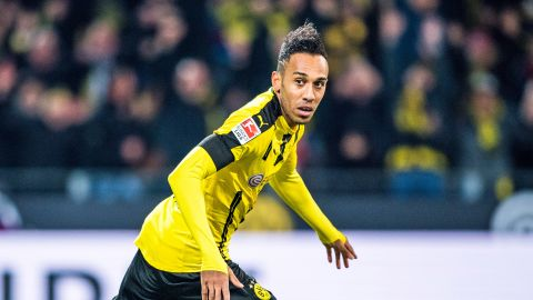 Watch: Auba's spectacular strikes