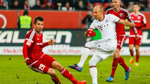 Bayerns Last-Minute-Punch