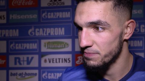 Watch: Bentaleb: 'Bayern game gave us confidence'