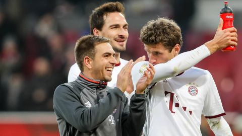 Bayern's perfect weekend