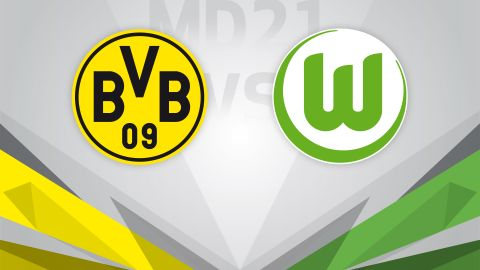 Wary Borussia welcome Wolfsburg to Dortmund