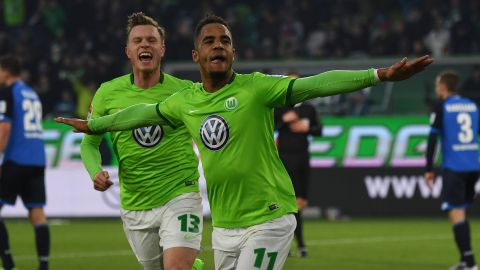 Watch: Wolfsburg 2-1 Hoffenheim - highlights