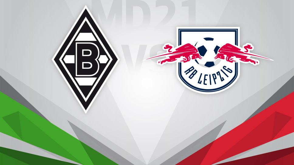 Bundesliga Borussia Monchengladbach Vs Rb Leipzig Matchday 21 Match Preview