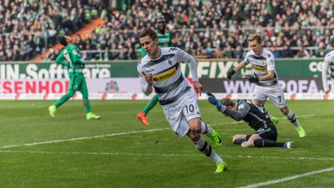Previous meeting: Bremen 0-1 Gladbach